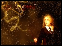 Harry Potter, Luna Lovegood, Różdżka
